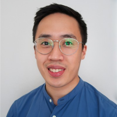 Photo of George Putong in 2021